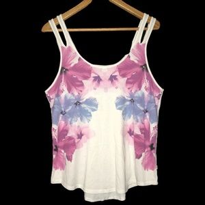 American Eagle Double Strapped Tank Top